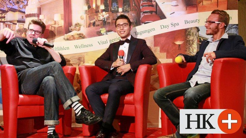 Der Show-Talk in Bad Lauterberg genießt längst Kultstatus