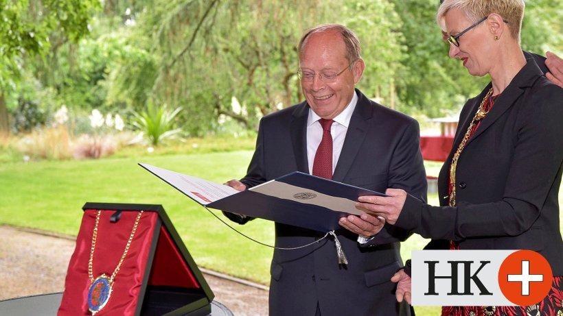 Lothar Hagebölling – Chefdiplomat und Königsmacher an der TU