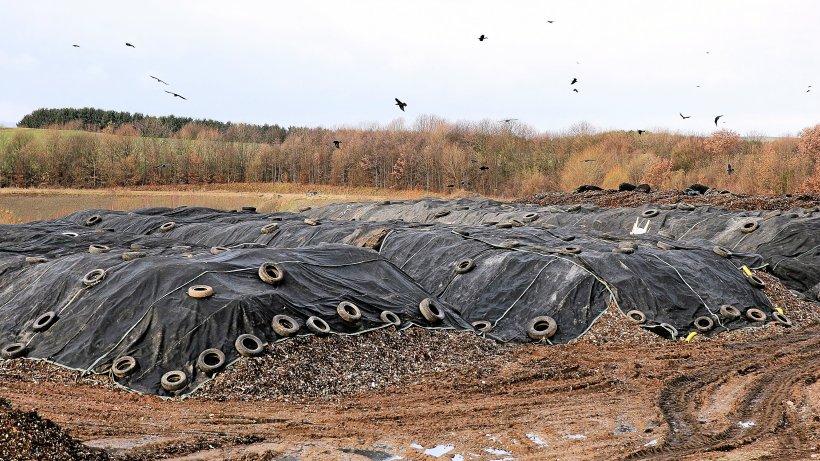 Auf der Mülldeponie in Hattorf wird angebaut - Herzberg - HarzKurier