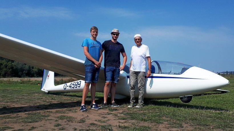 Zum Saisonende: Neue Piloten beim LSV Aue/Hattorf - HarzKurier
