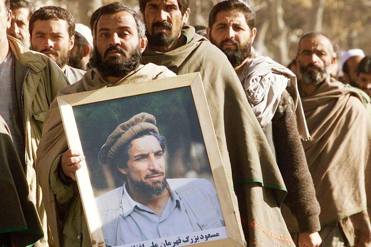 Er kämpfte gegen die Taliban Afghanen verehren Ahmed Massud
