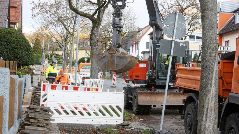 Bauarbeiten am Röddenberg stehen kurz vor dem Abschluss - HarzKurier