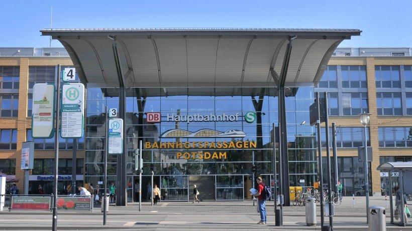 Kino Bahnhof Potsdam