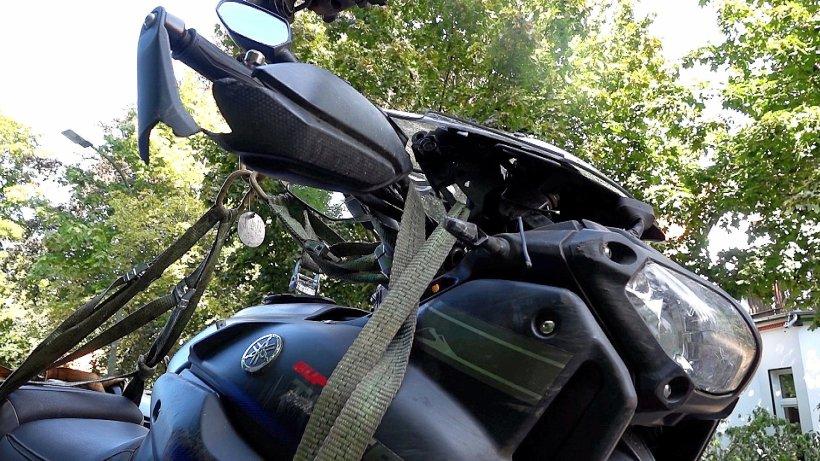 Motorradfahrer verunglückt im Harz – Biker im Krankenhaus