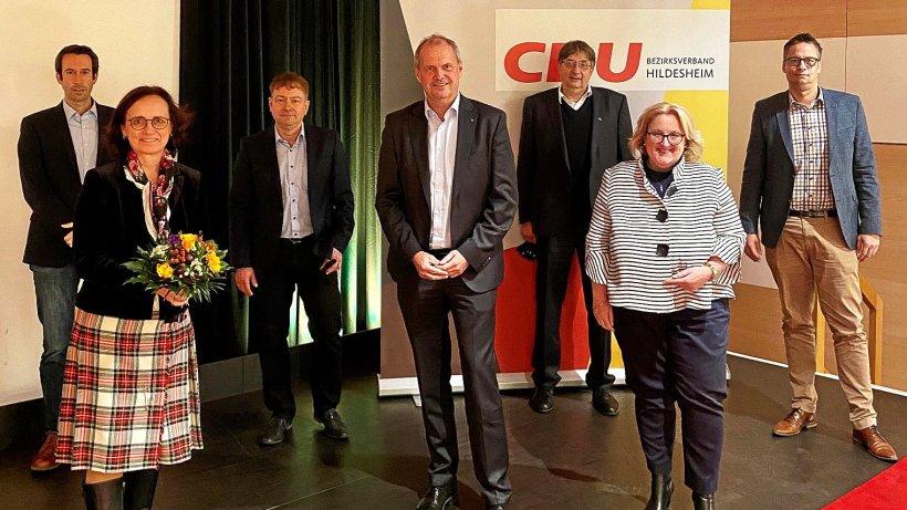 CDU-Kreisverband bei Vorstandswahlen auf Bezirksebene erfolgreich