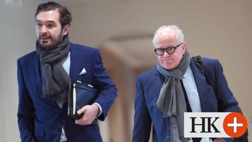 DFB-Präsidium tagt ohne Curtius - Zerwürfnis mit Keller?