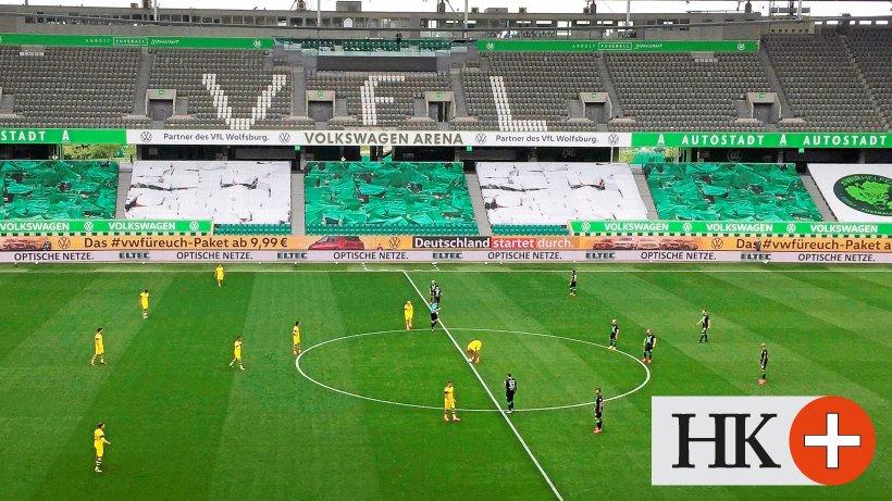 VfL Wolfsburg: Vom Heimvorteil ist nicht mehr viel übrig