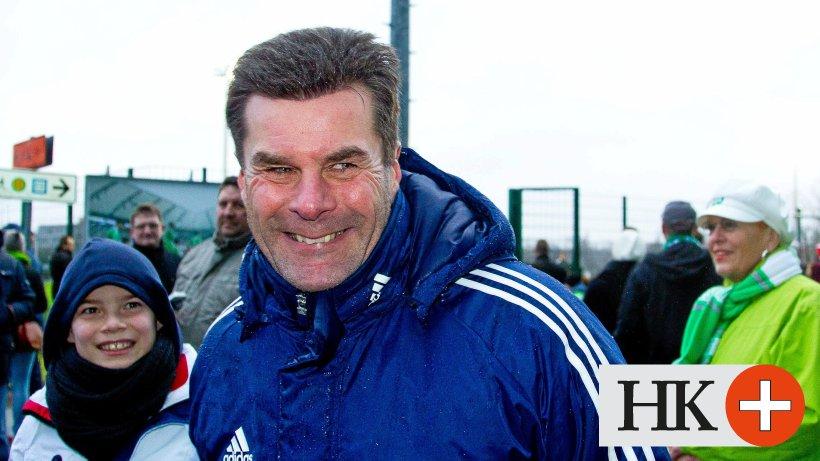 Dieter Hecking steht vor der Rückkehr zum 1. FC Nürnberg