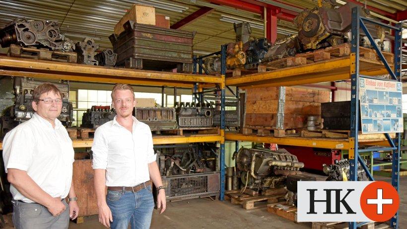 Vergessenes Handwerk: Motoren-Manufaktür öffnet in Braunschweig