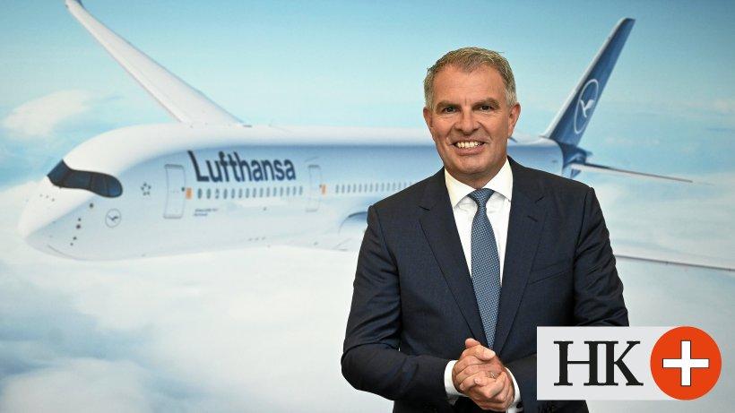 Lufthansa ruft erste Milliarde aus Staatskredit ab